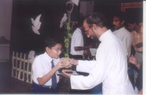 5th Standard Annual Day