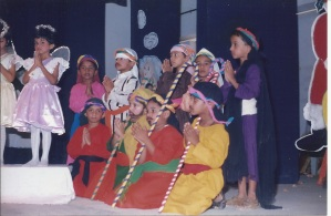 UKG Nativity Play
