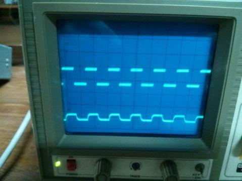 UAF42 output