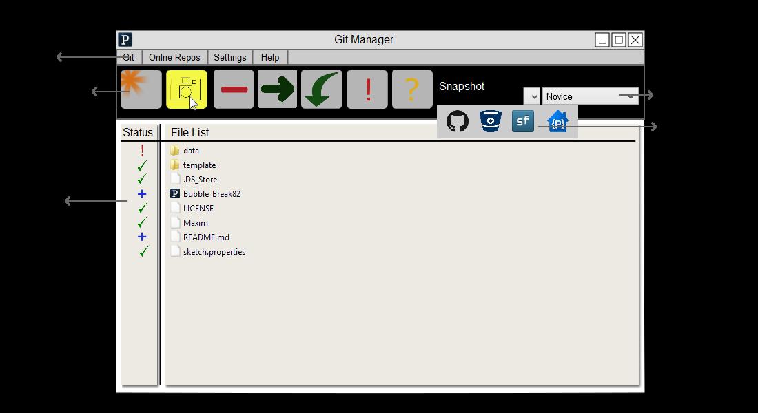 Git Manager | joel_moniz